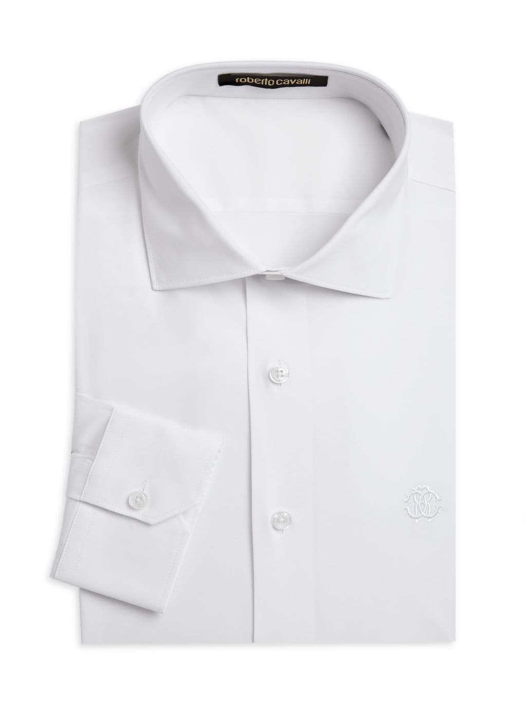 Roberto Cavalli Comfort-Fit Dress Shirt