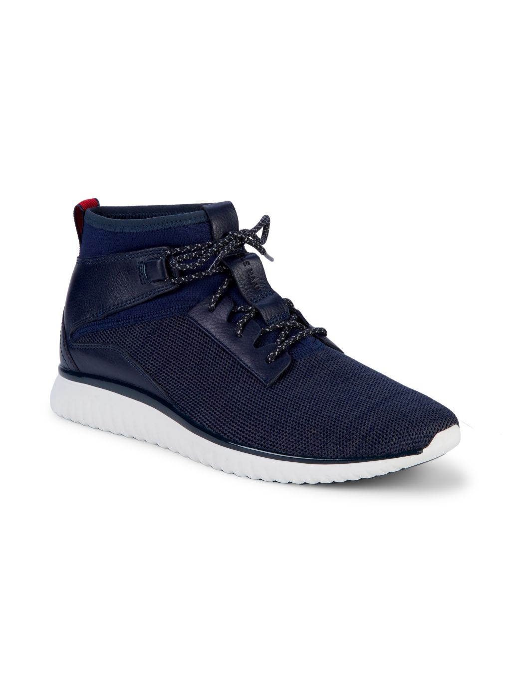 Cole Haan Grand Motion Textile Mid-Top Sneakers