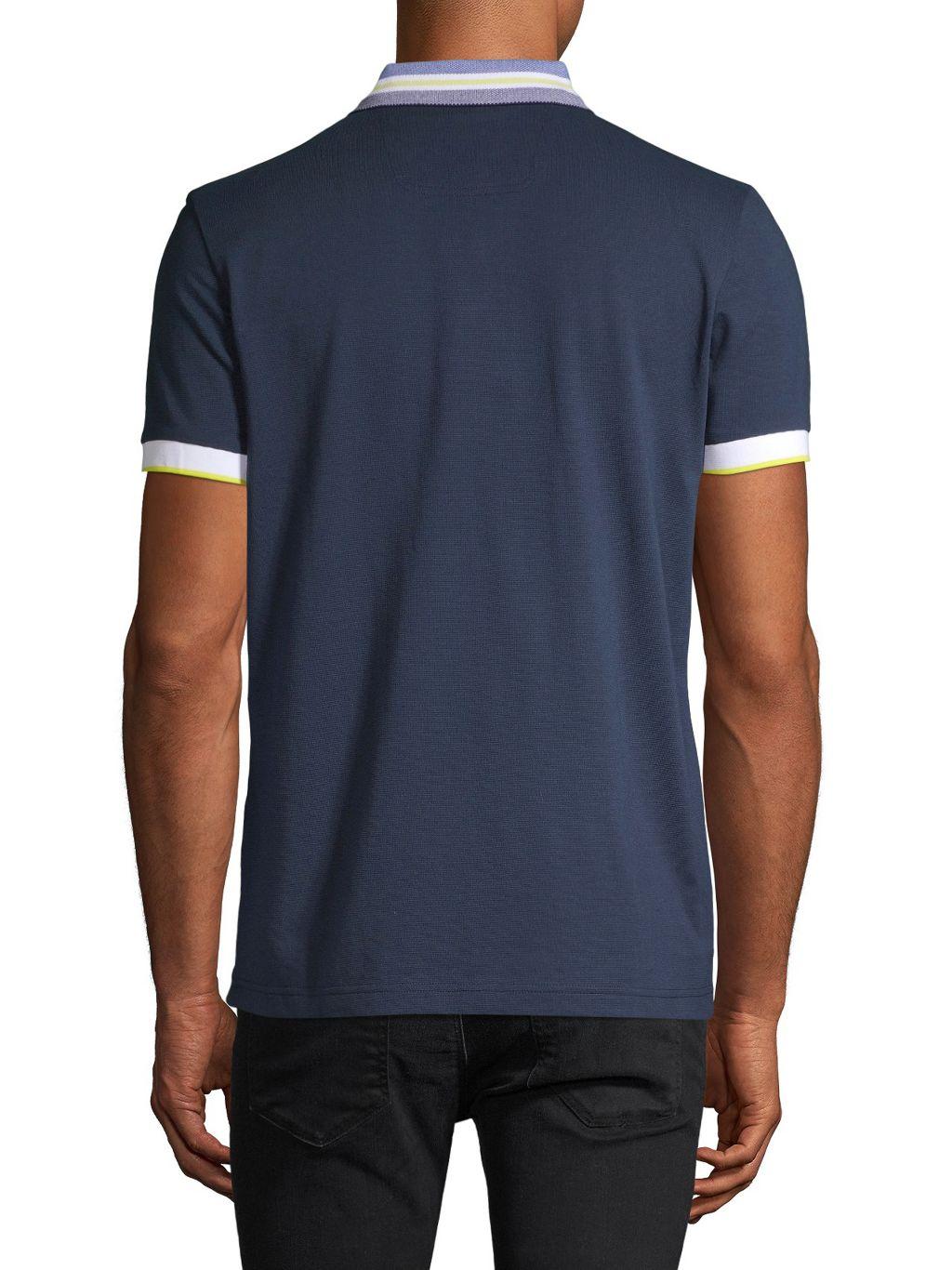 Boss Hugo Boss Slim-Fit Logo Cotton Polo
