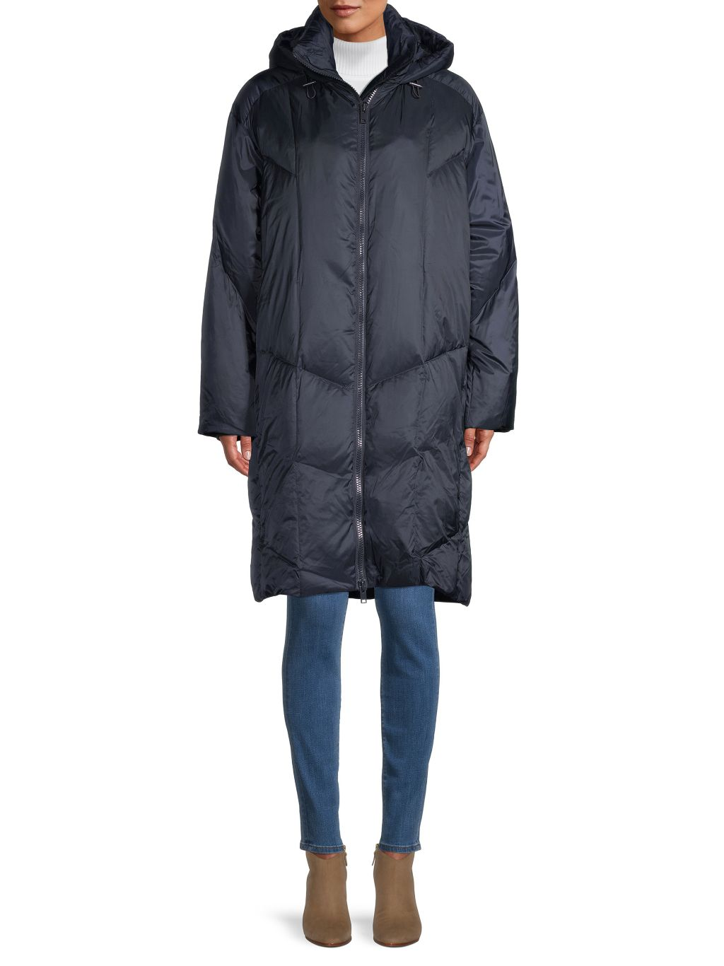 Vince Down-Filled Puffer Coat