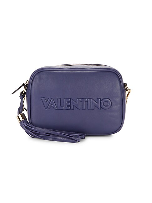 VALENTINO BY MARIO VALENTINO MIA MINI LEATHER CROSSBODY BAG