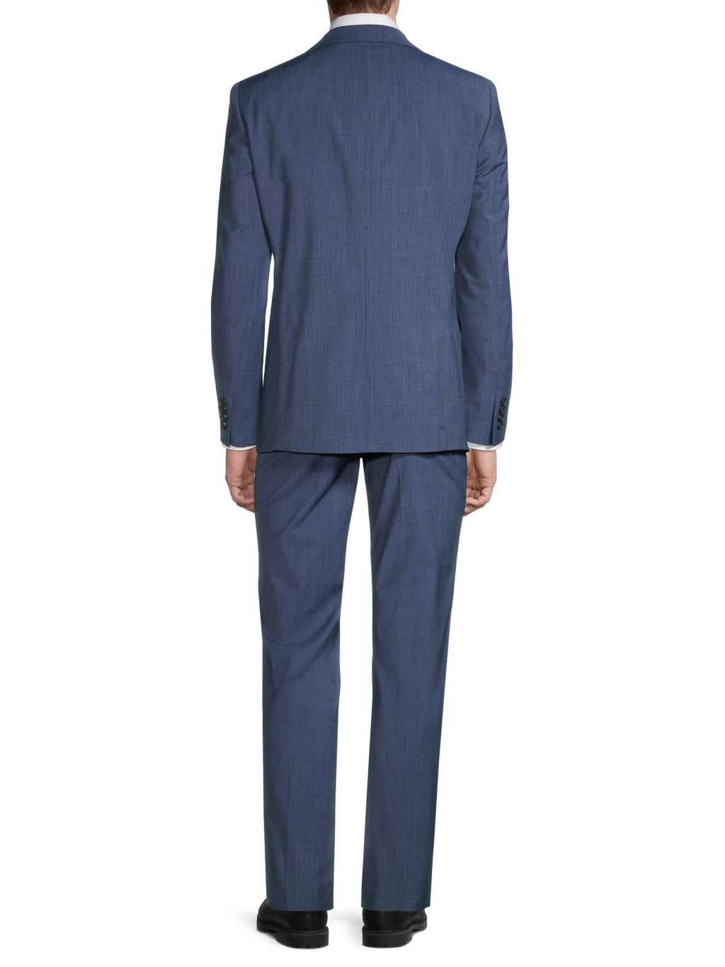 Calvin Klein Slim-Fit Wool-Blend Suit