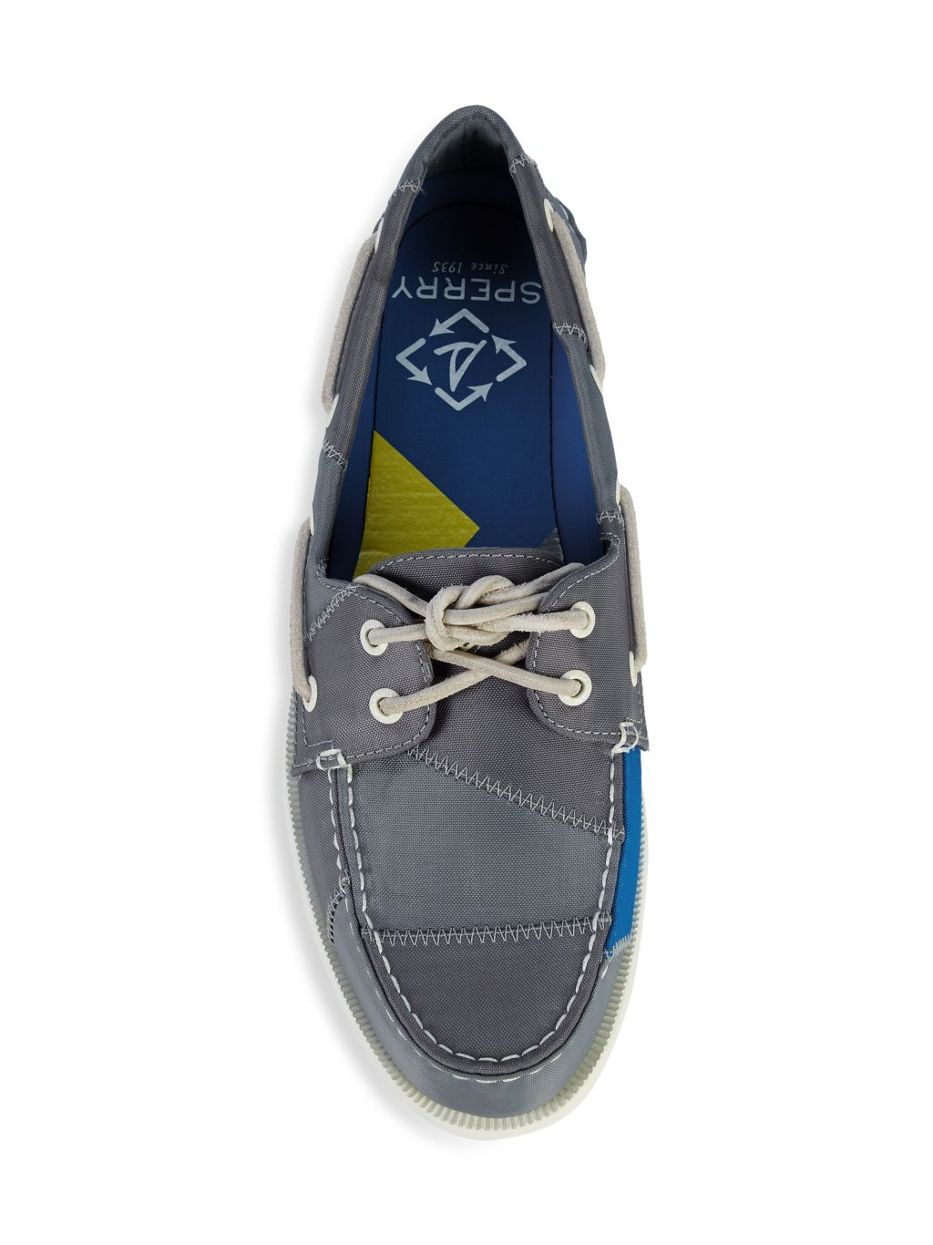Sperry Bioni Patchwork Boat Shoe Loafers