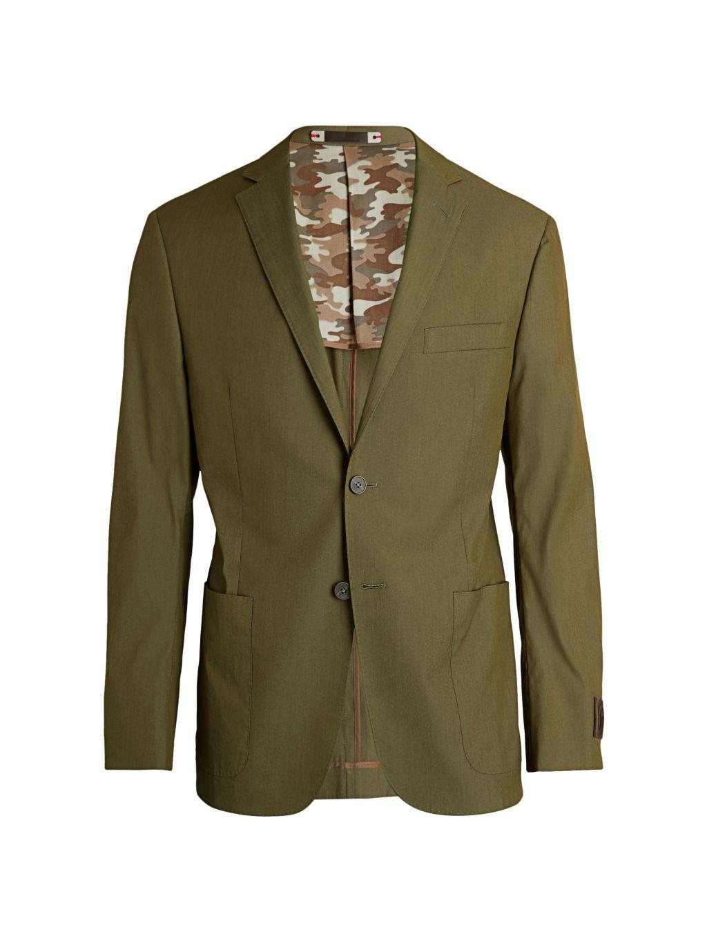 Hickey Freeman Perry Sportcoat