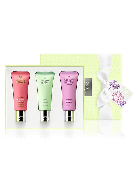Molton Brown 3-piece Hand Care Gift Set