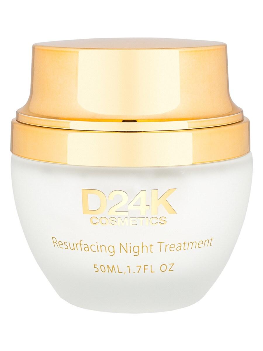 Women's Resurfacing Night Treatment