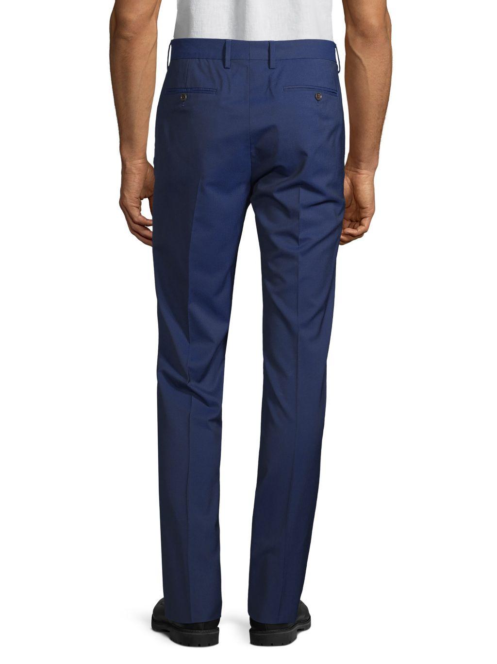 Bonobos Jetsetter Slim-Fit Wool Suit Pants