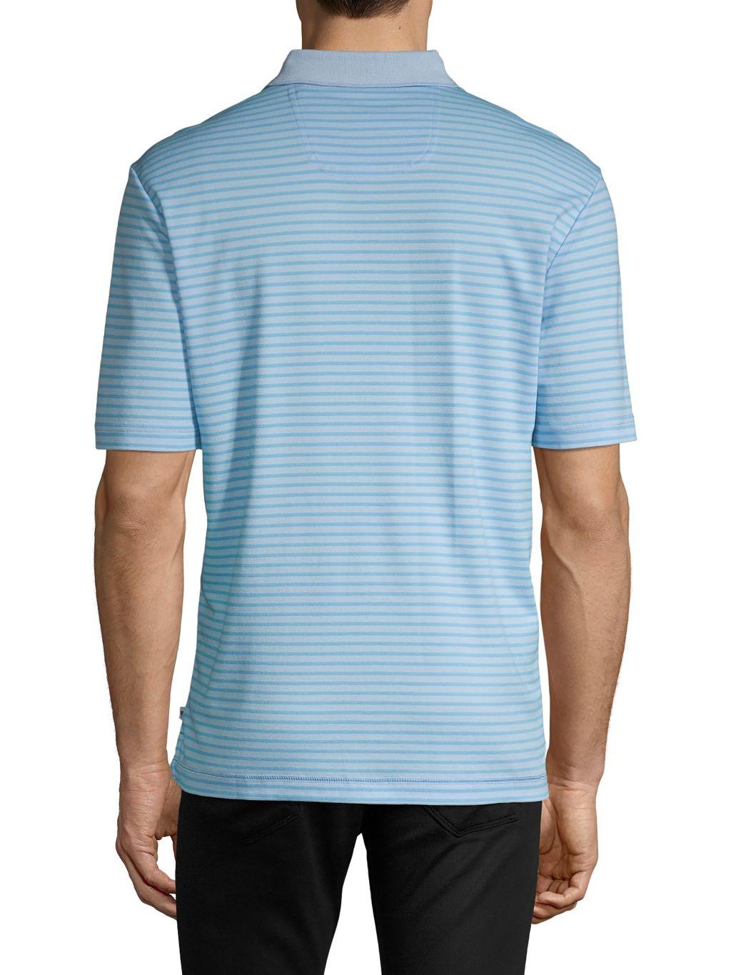 Tommy Bahama Seville Striped Polo Shirt