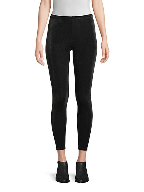 Eileen Fisher Leggings VELVET ANKLE LEGGINGS