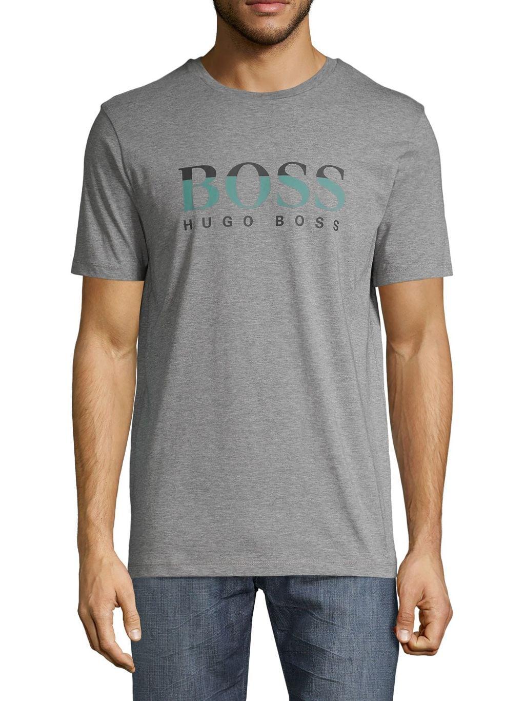Boss Hugo Boss Tiburt Logo T-Shirt