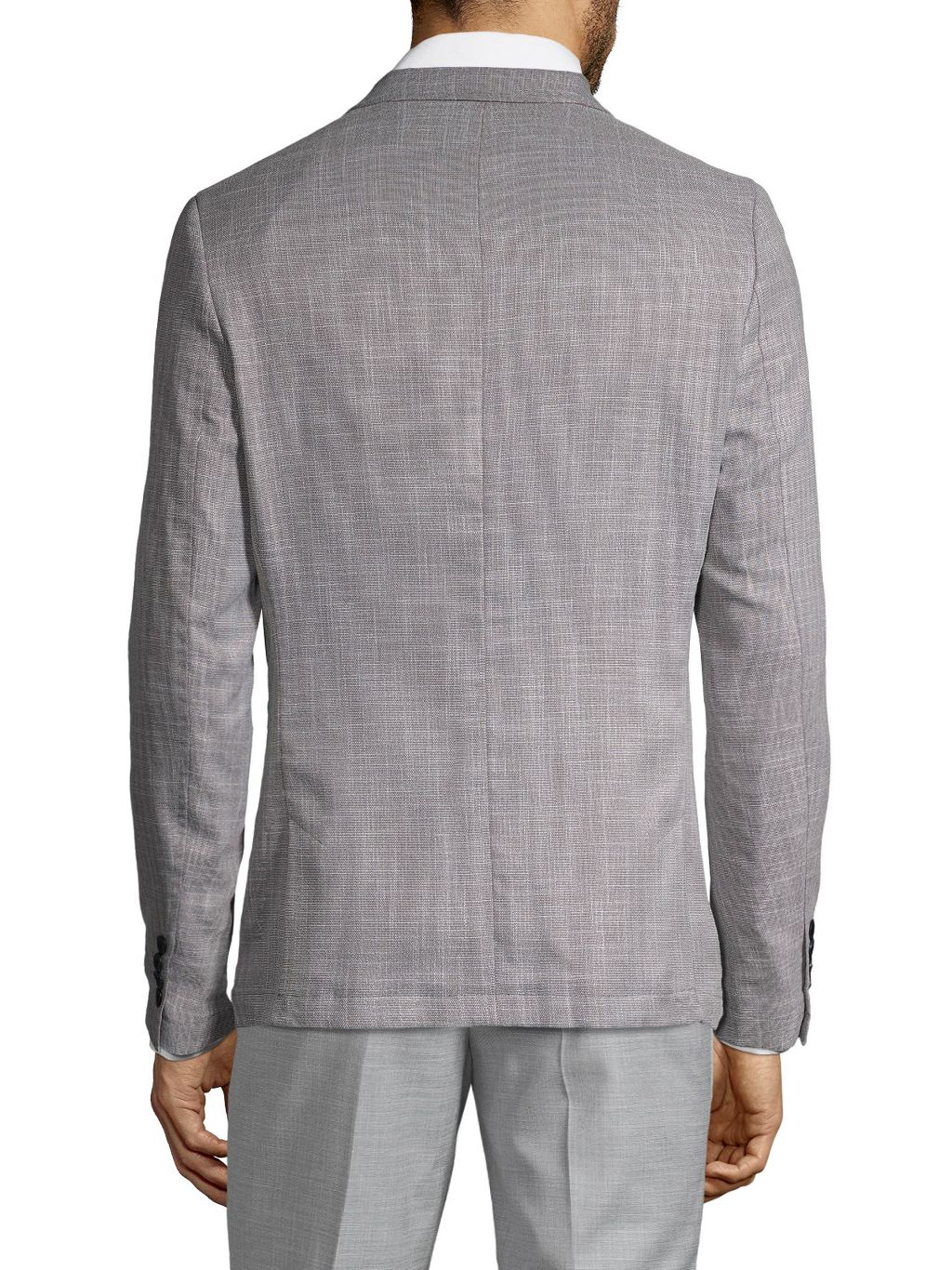 NHP Extra Slim-Fit Textured Sportcoat