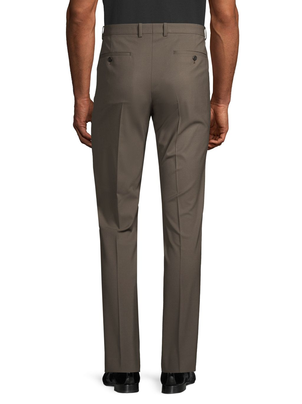 Theory Wool-Blend Dress Pants