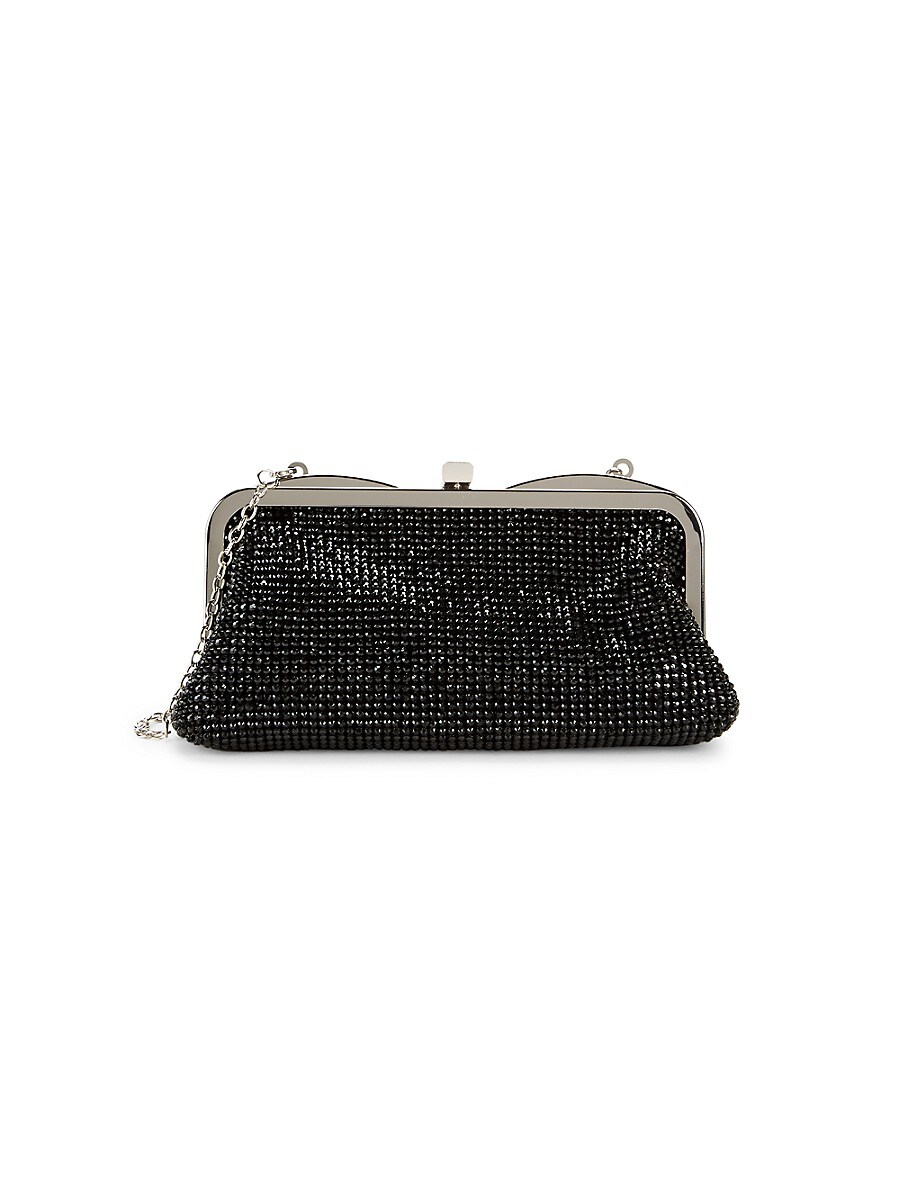Women's Embellished Convertible Clutch