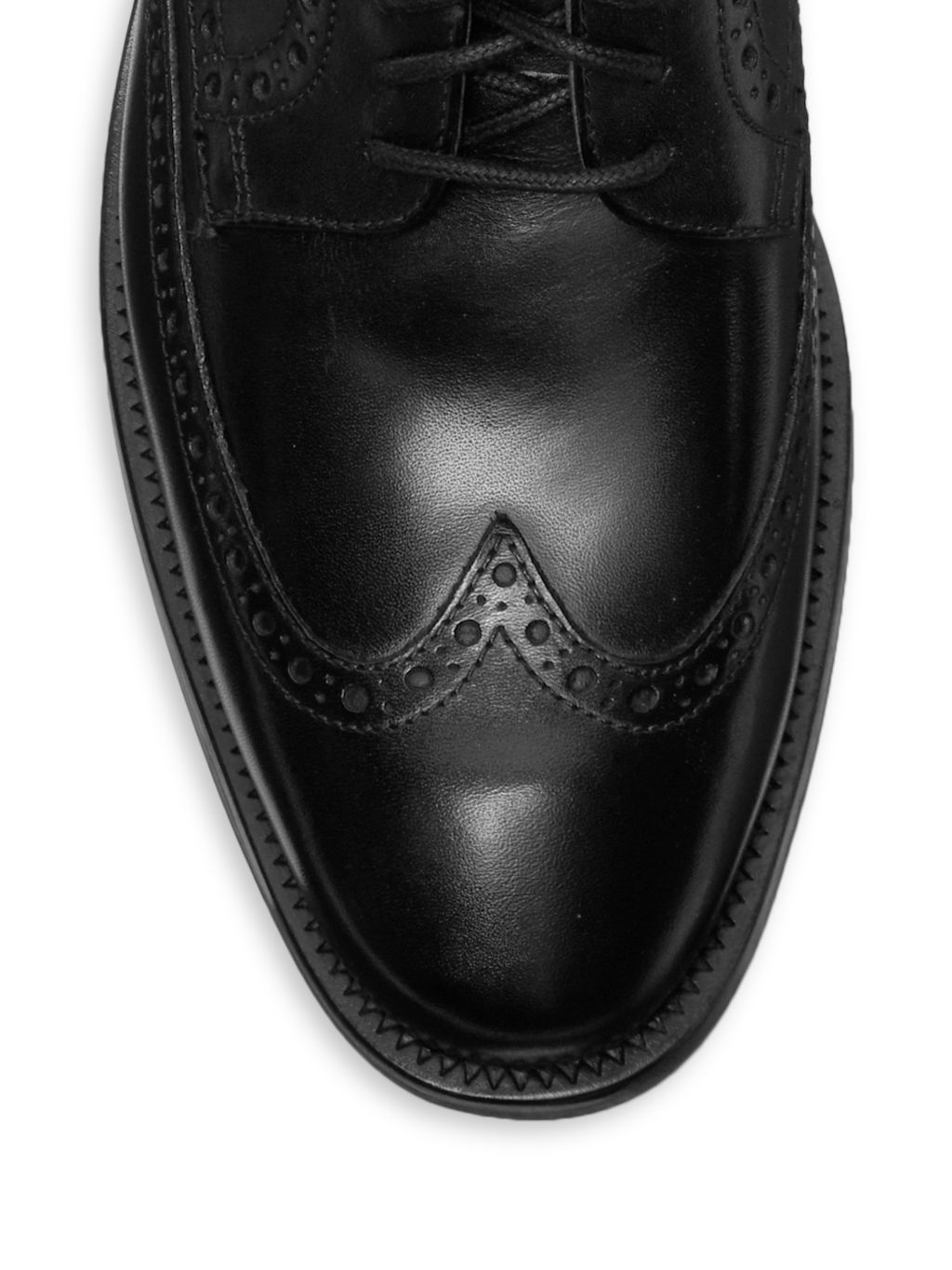 Cole Haan Watson Leather Wingtip Oxfords