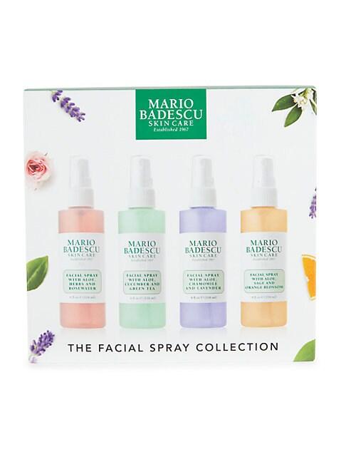Mario Badescu 4-piece Facial Spray Collection
