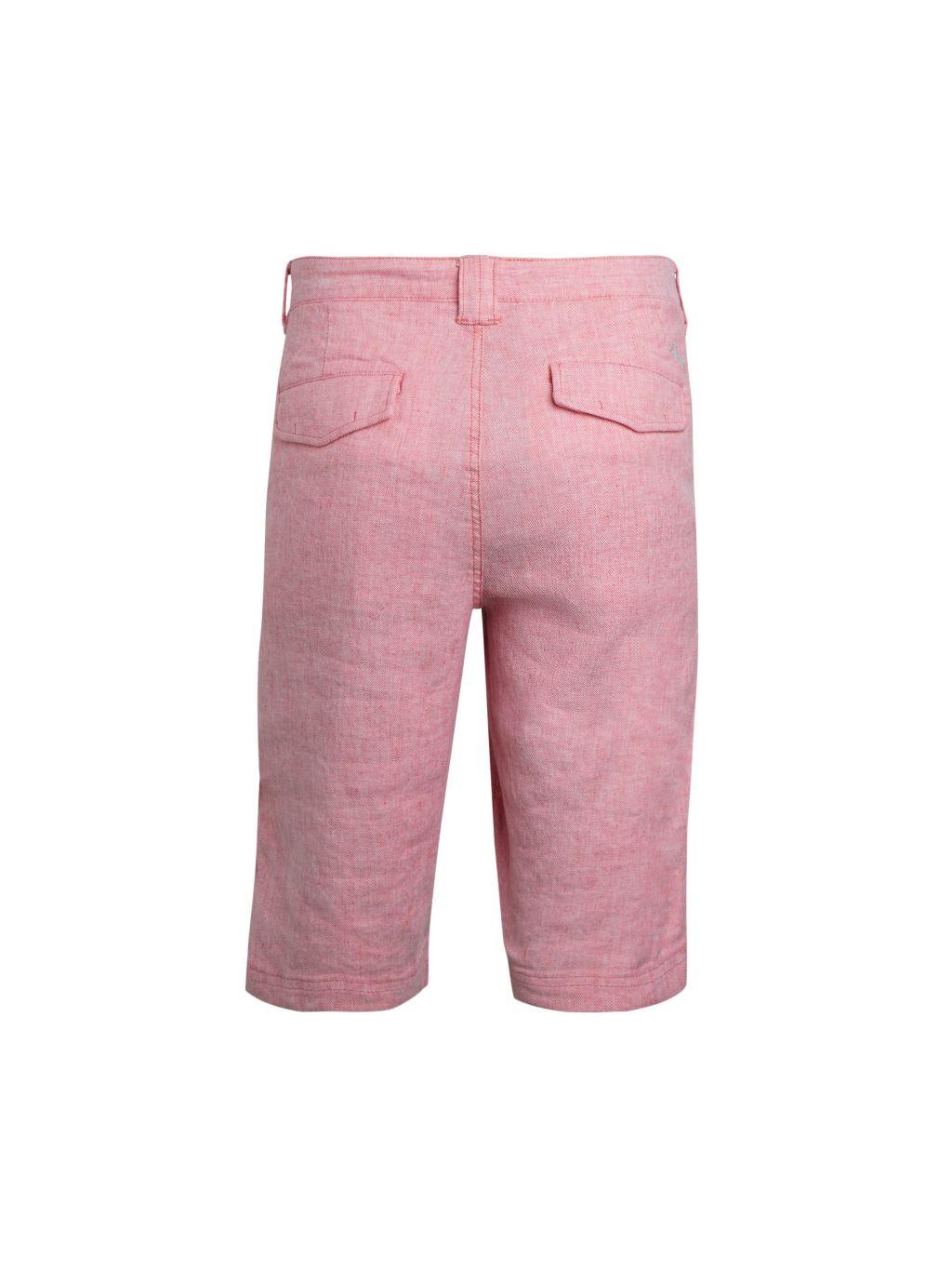Tommy Bahama Beach Linen Flat-Front Shorts