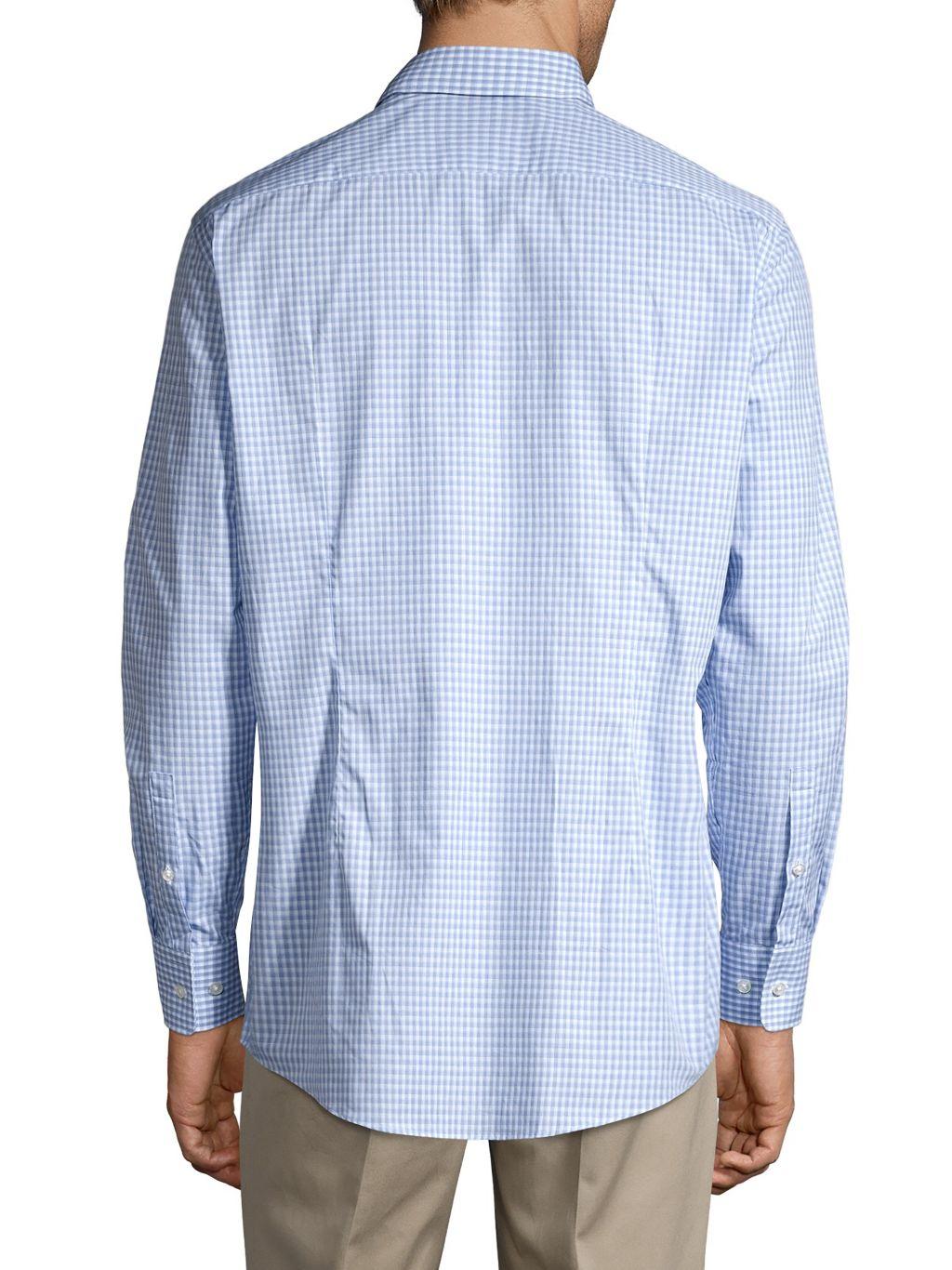 Boss Hugo Boss Plaid Shirt