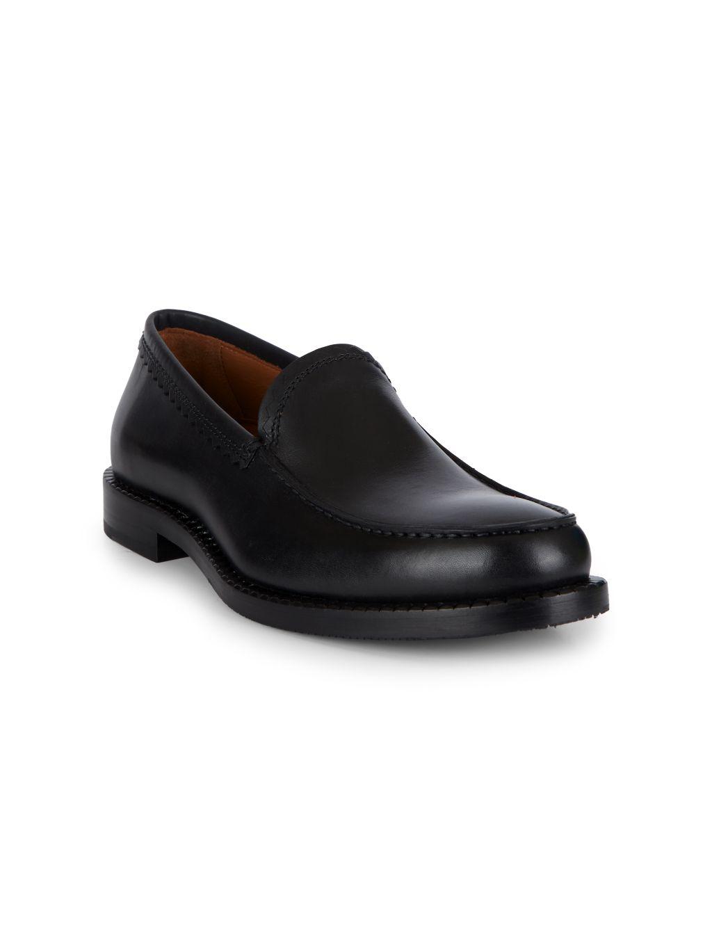 Aquatalia Jesse Leather Loafers