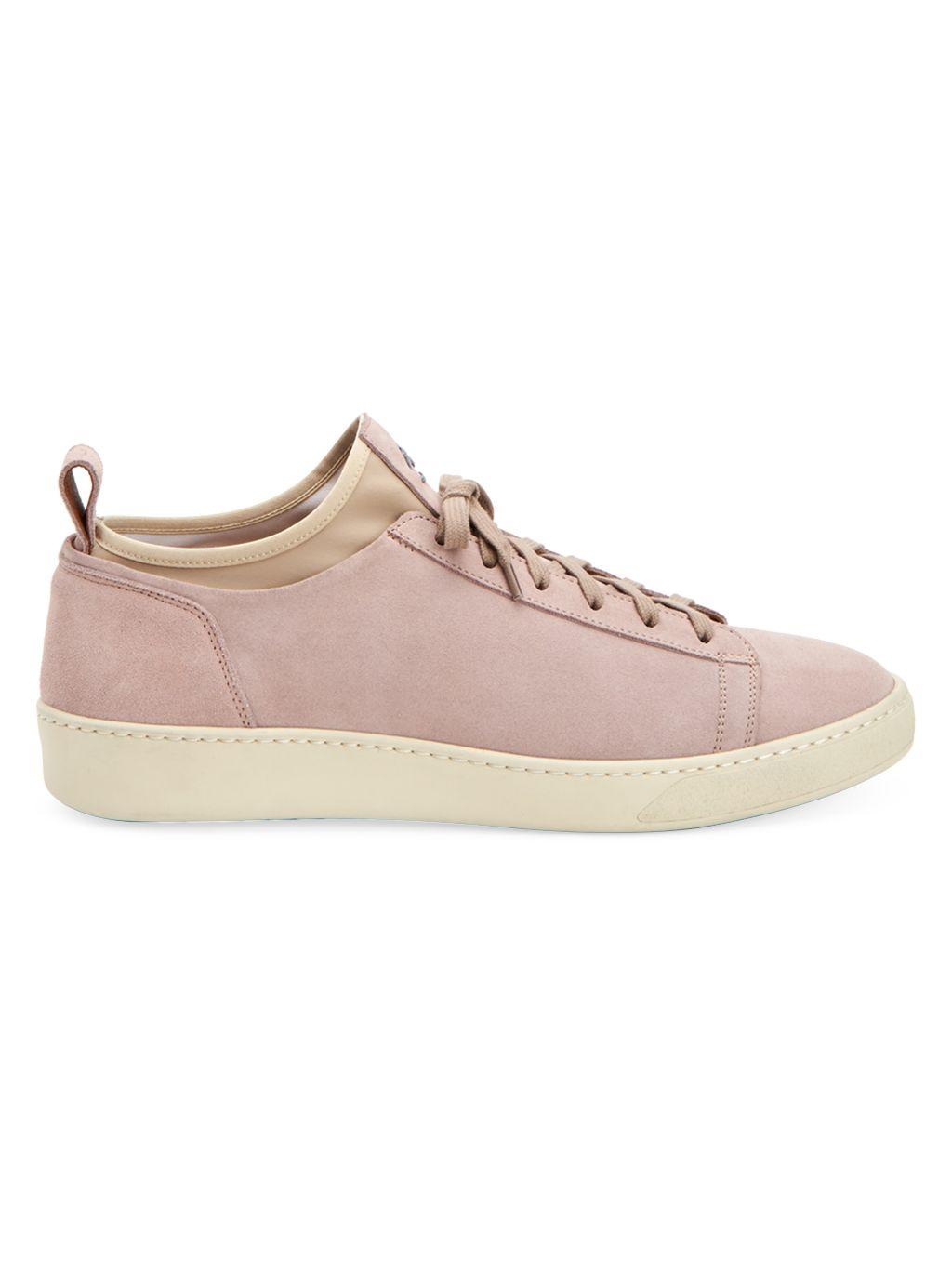 Aquatalia Sock-Lined Sneakers