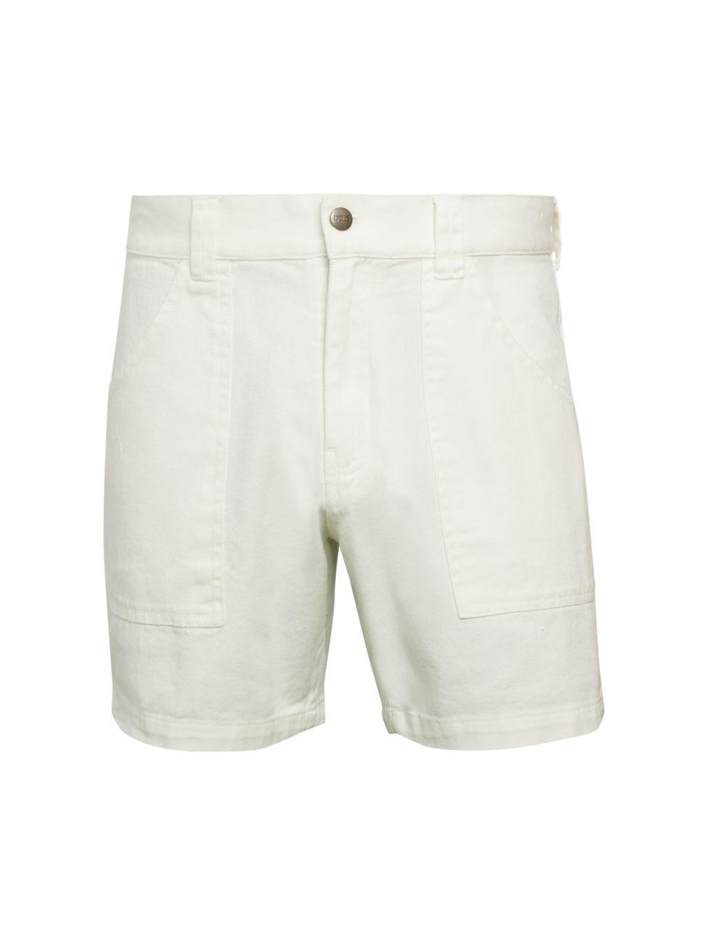 Deus Ex Machina Easy Cotton Twill Shorts