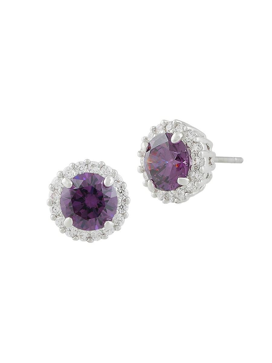 Women's Cubic Zirconite Stud Earrings