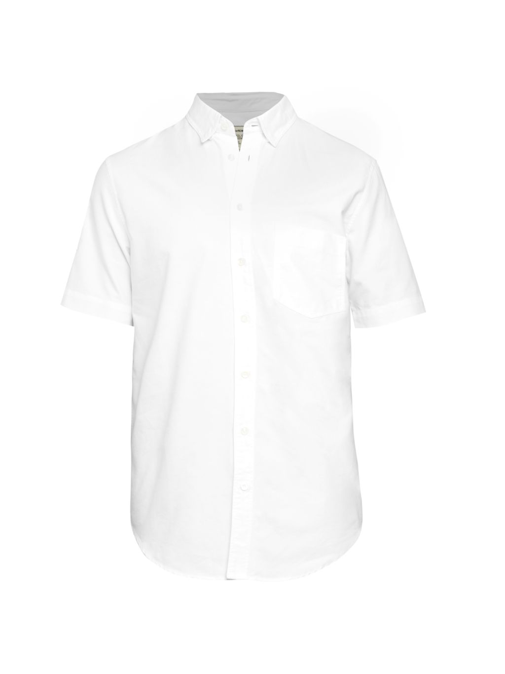 ZADIG & VOLTAIRE Swan Arrow Embroidered Short-Sleeve Shirt