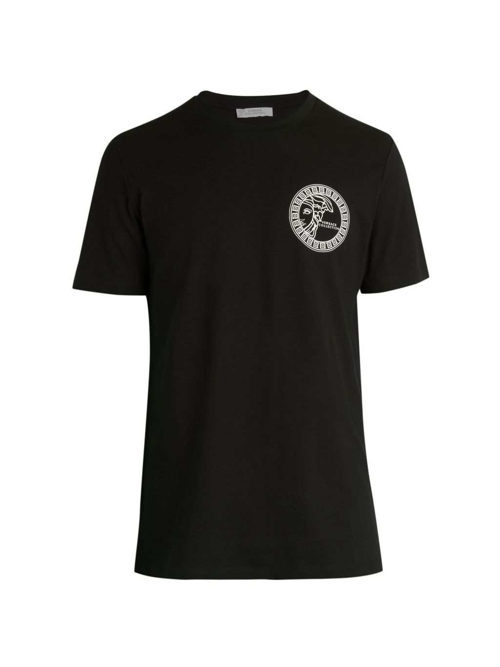 Versace Collection Graphic Logo T-Shirt