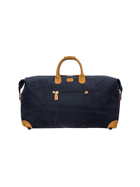 Bric's Life Collection 22-inch Duffel Bag In Blue