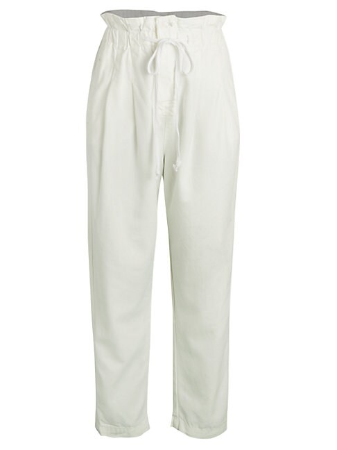 Free People MARGATE PAPERBAG TROUSERS