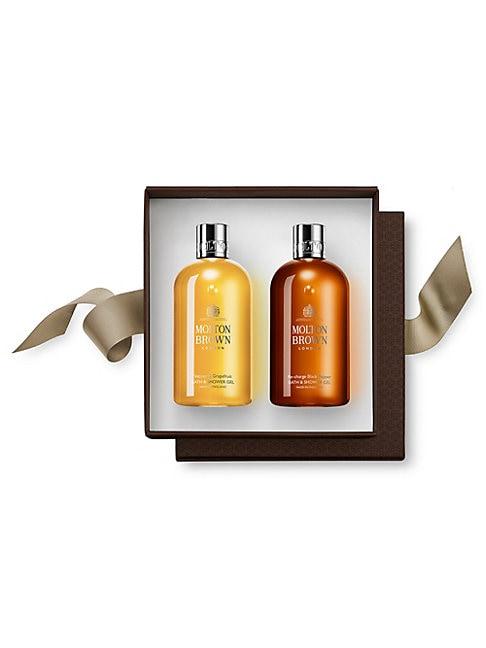 Molton Brown Bold Adventures 2-piece Bathing Gift Set