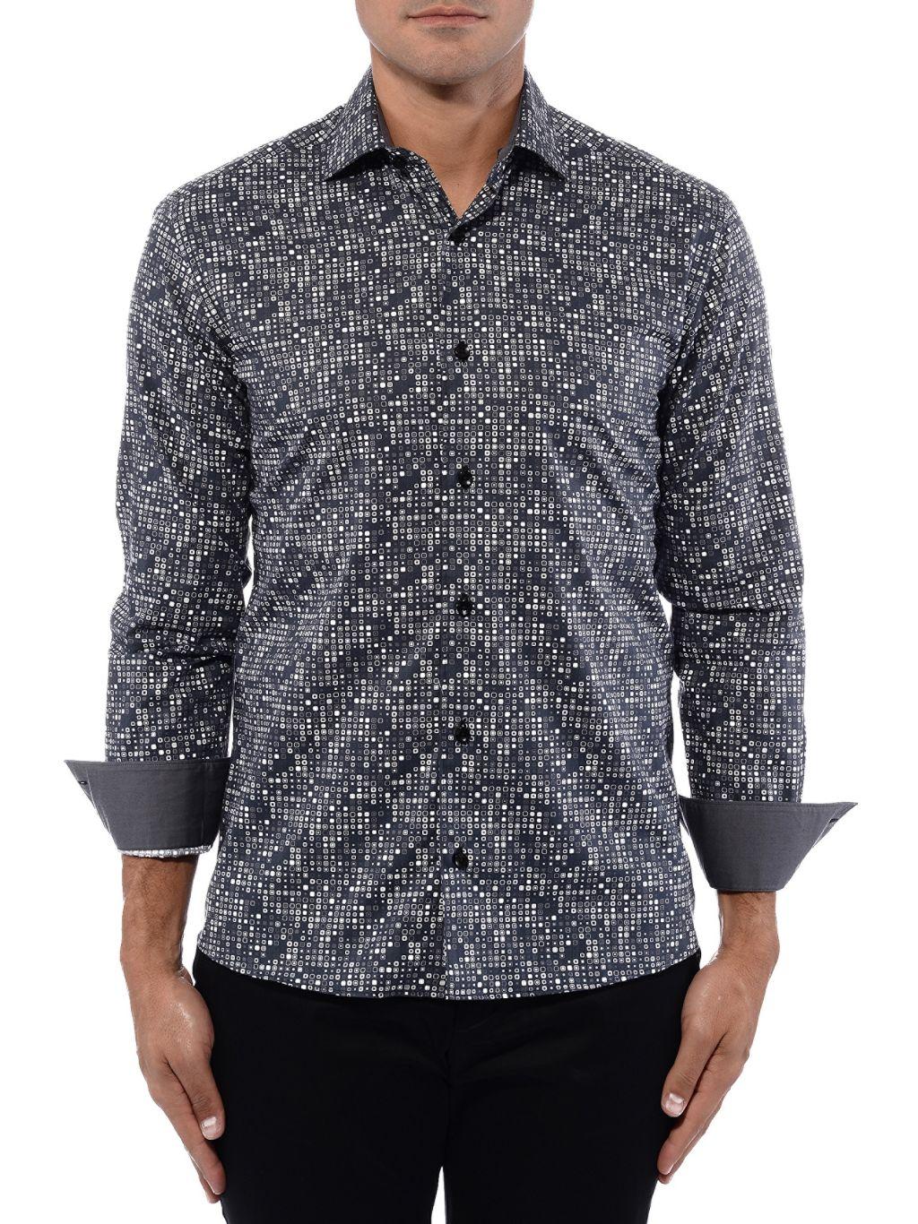Bertigo Grid Shirt