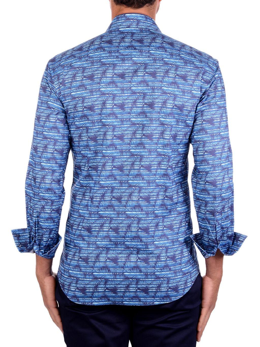 Bertigo Palm Tree Graphic Shirt