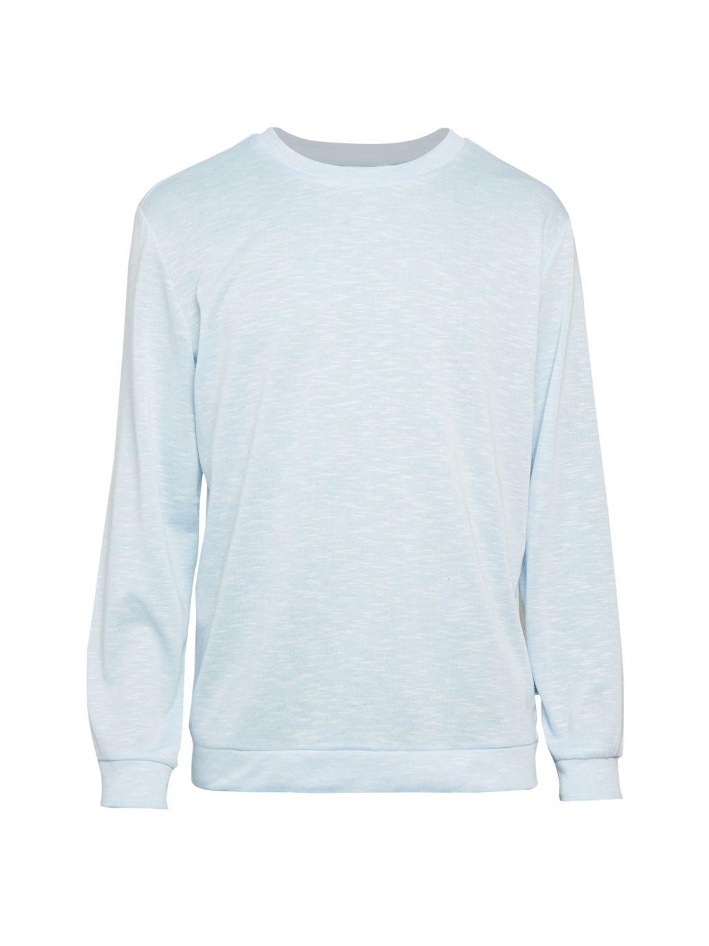 Onia Owen Streaked Sweatshirt