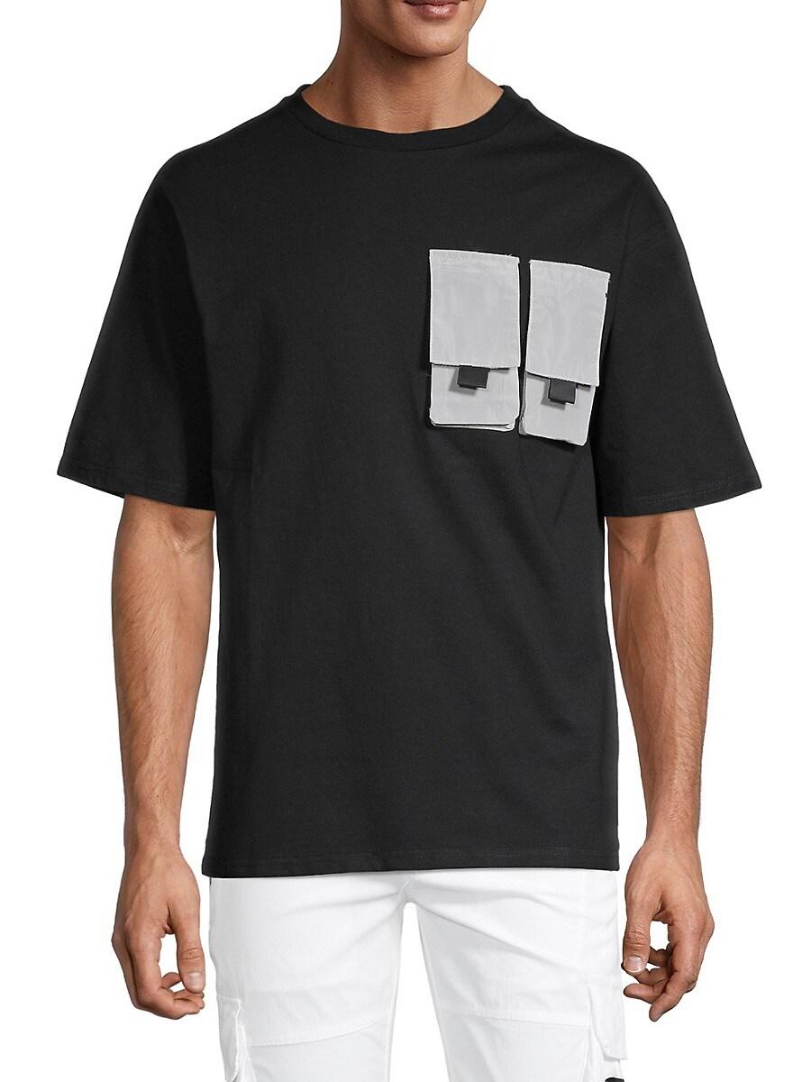 Men's Pocket Short-Sleeve T-Shirt