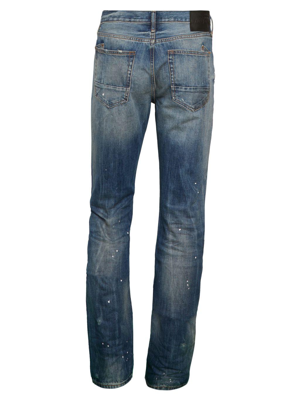 Prps Eustace Mid-Rise Slim Jeans
