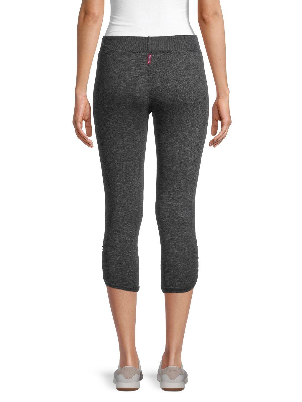 Hard Tail Capri Jogging Pants