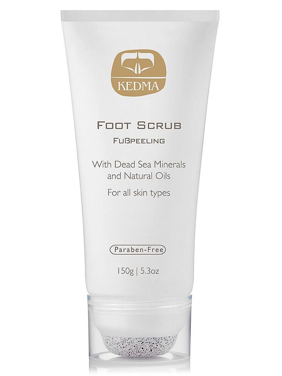 Women's Natural Oils Foot Scrub