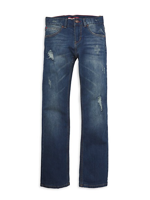 Tommy Hilfiger Kids' Big Boys Regular-fit Niagara Stretch Jeans