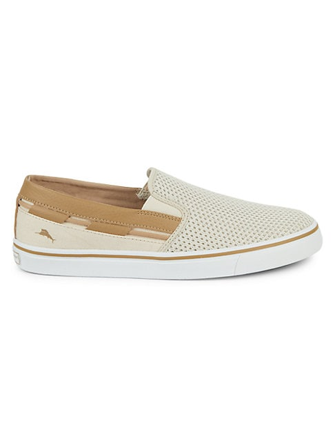 Tommy Bahama JAALI CANVAS LOAFERS