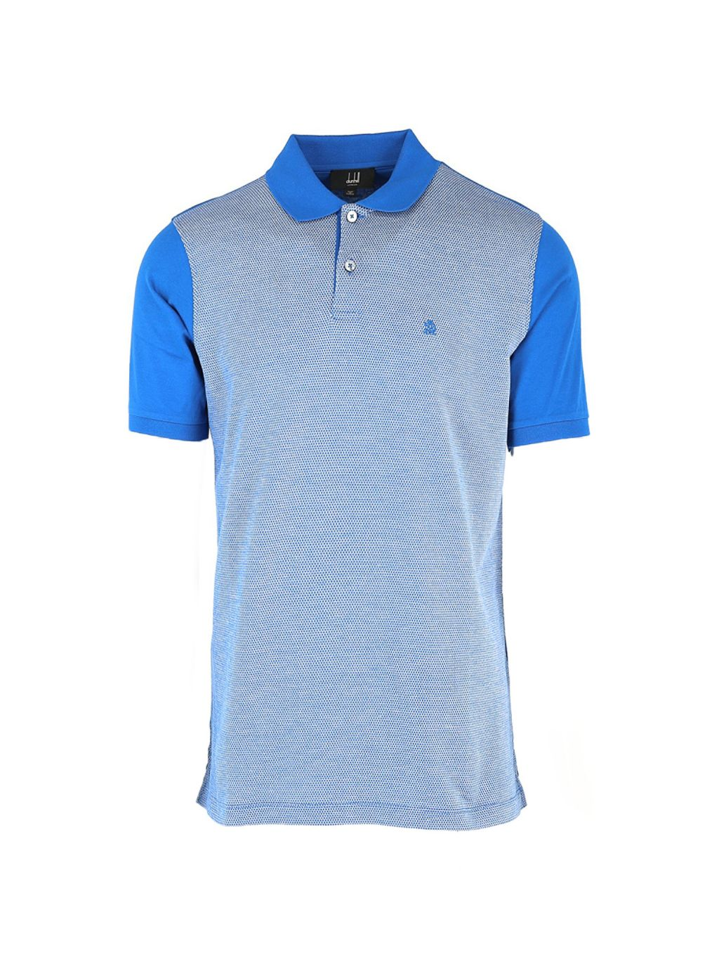 Dunhill Regular-Fit Colorblock Cotton Polo