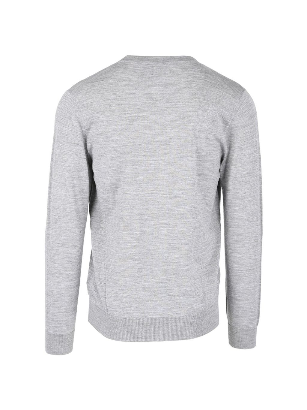 Dunhill Merino Wool Button-Up Sweater