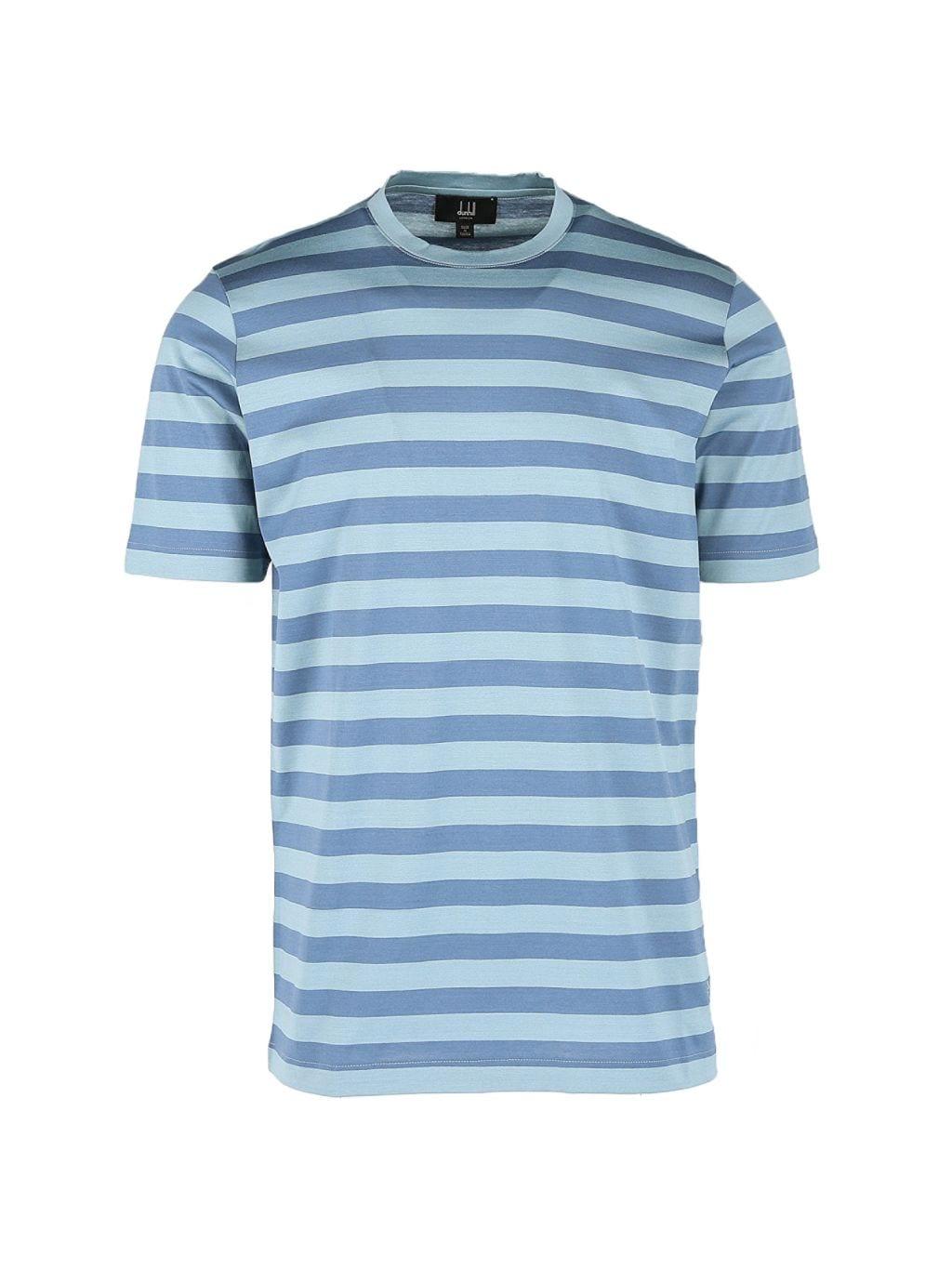 Dunhill Striped Cotton T-Shirt