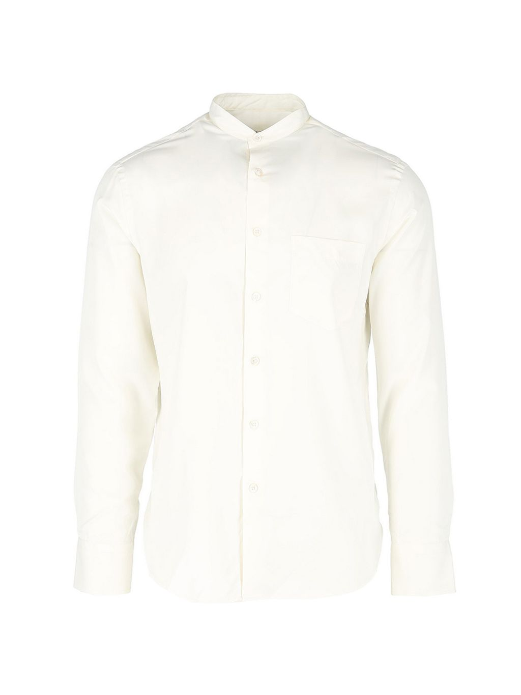 Dunhill Silk Woven Button-Up Shirt