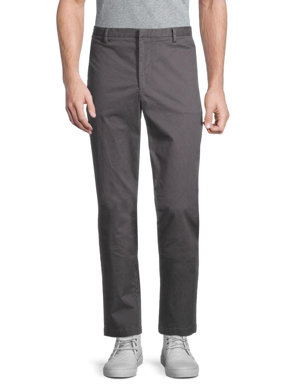 Boss Hugo Boss Kaito3 Slim-Fit Stretch Cotton Trousers