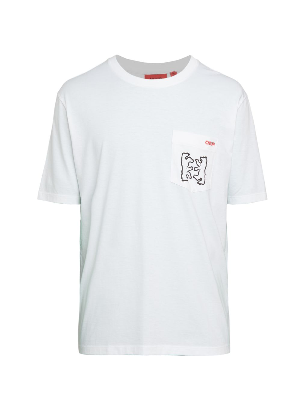 Hugo Boss Dudine Graphic Pocket T-Shirt