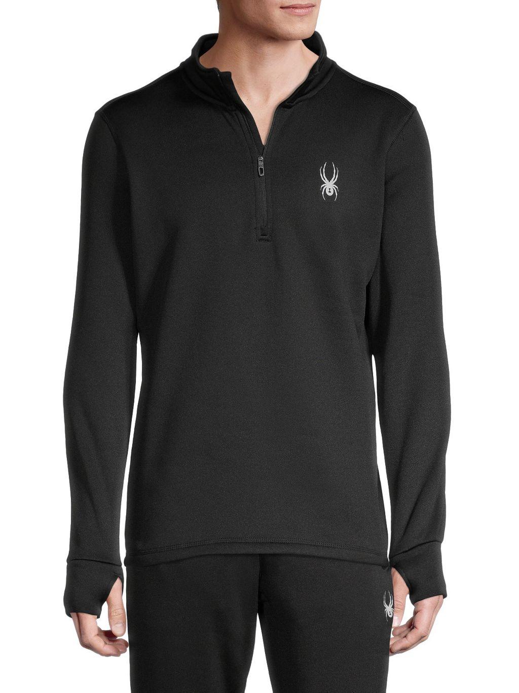 Spyder Mogul Quarter Zip Pullover
