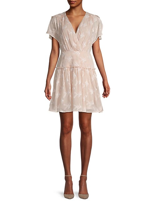 Bcbgmaxazria DAISY CHIFFON DRESS