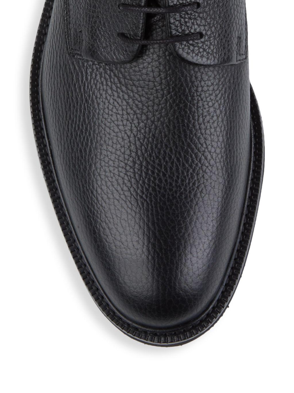 Hugo Hugo Boss Atlanta Leather Derby Shoes