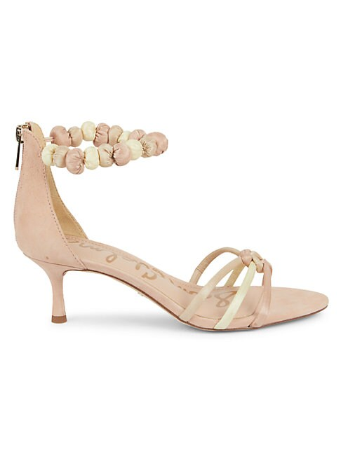 Sam Edelman JAYDE KITTEN HEEL SANDALS