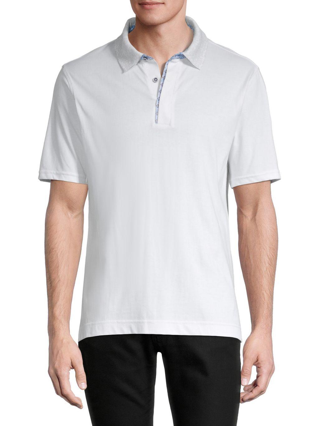 Robert Graham Jansen Polo T-Shirt